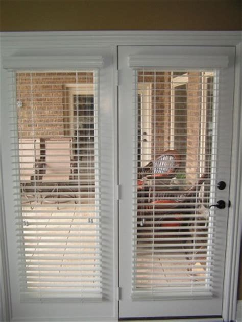 Blinds For French Doors Ideas Blinds For French Doors A Way To Secure And Beautify Your