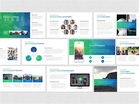 Gradient Powerpoint Presentation By Slide Deck Story Ppt Free Site