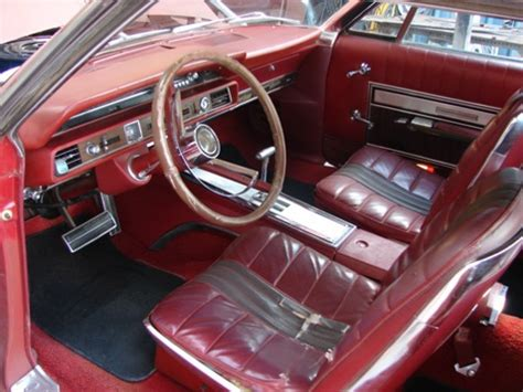ford galaxy interior 1966 ford galaxie interior my dream garage pinterest