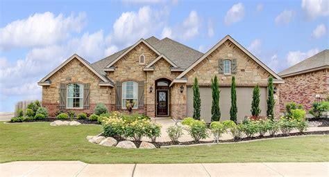 typical house style in texas kallison ranch vista new home community san antonio