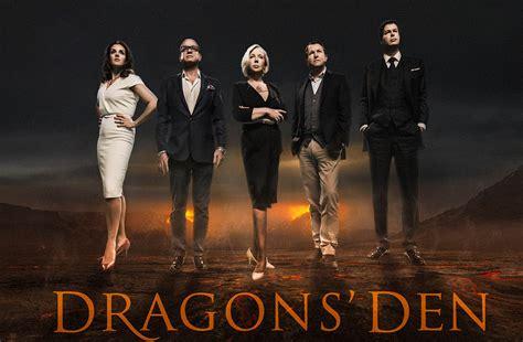 New Dragons Den Line Up Revealed News Tv News What Dragons Den