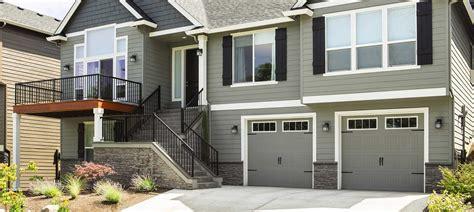 dalton overhead doors garages doors sectional type steel with exterior