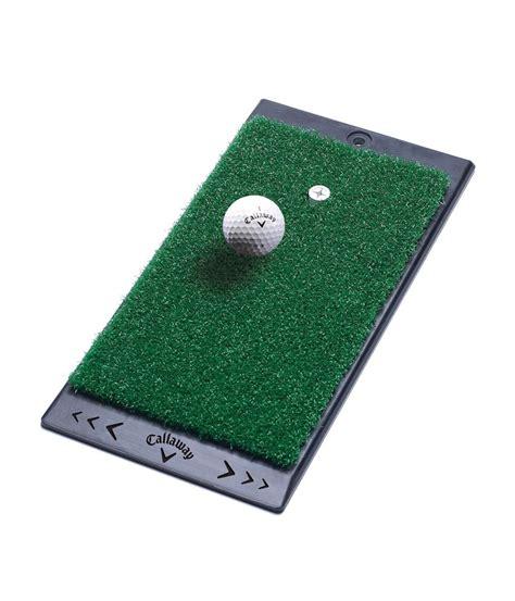 callaway ft launch zone hitting mat golfonline