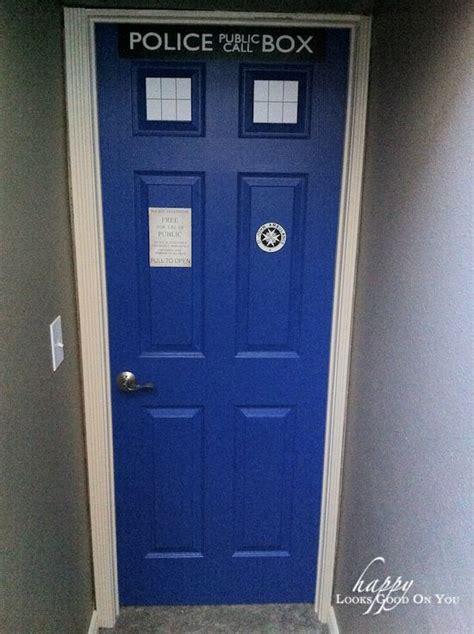 Tardis Closet Door by Diy Tardis Door New House