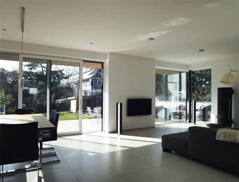 wohnzimmer neubau neubau einfamilienhaus s darmstadt