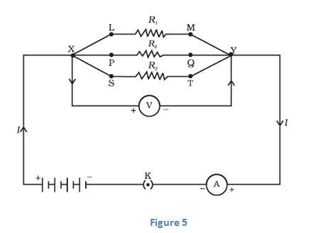 the diagram below shows two resistors connected in series to a 20 volt battery class 10 electricity resistance resistors in series and parallel combination