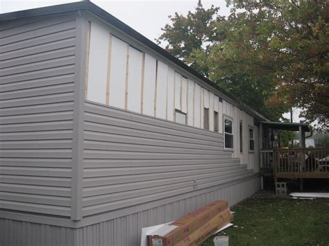Mobile Home Siding   MacHose Contracting   Allentown PA