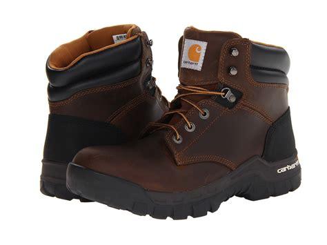 carhart boots carhartt 6 inch work flex work boot at zappos