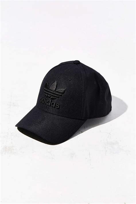 Snapback Adidas Baseball lyst adidas originals originals trefoil snapback baseball hat in black