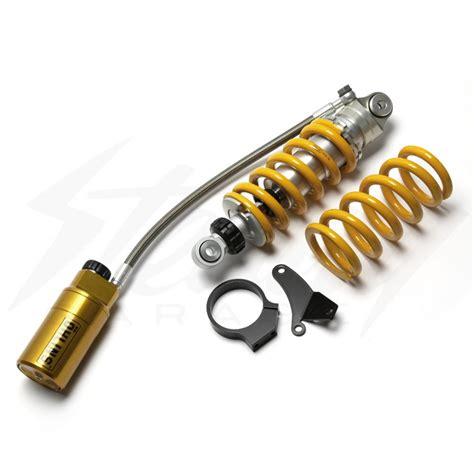 Shock Ohlins Supra X 125 Ohlins Adjustable Coilover Rear Shock With Remote