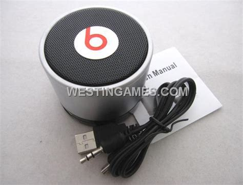 Mini Speaker Bluetooth Beats s10 beats by dr dre mini bluetooth speaker beatbox silver beats mini speaker