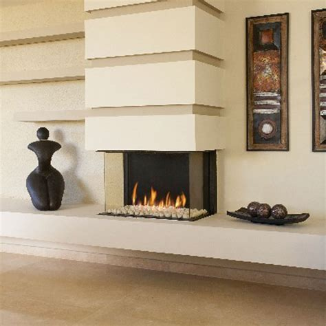 3 Sided Glass Fireplace by Ortal Clear Three Sided Fires Chiswell Fireplaces