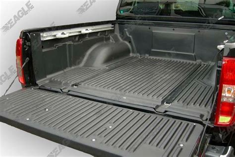Plastic Bed Liner by Nissan Navara D40 Load Bed Liner Rail Plastic