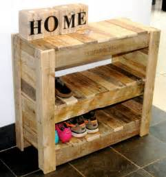 shoe rack ideas wooden pallet shoe rack ideas pallet wood projects