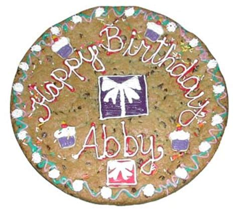Cookie Cake Decorating Ideas by Cake