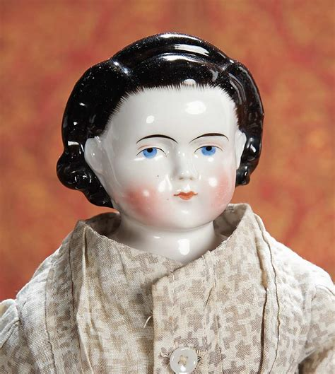 porcelain doll number 5 back home at last antique doll and dollhouses 186 german