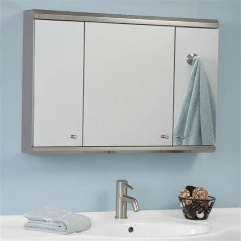 tri fold mirror medicine tri fold mirror bathroom buethe org