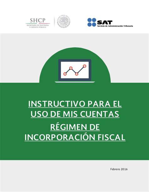 guia regimen de incorporacion fiscal 2015 slideshare guia regimen de incorporacion fiscal rif