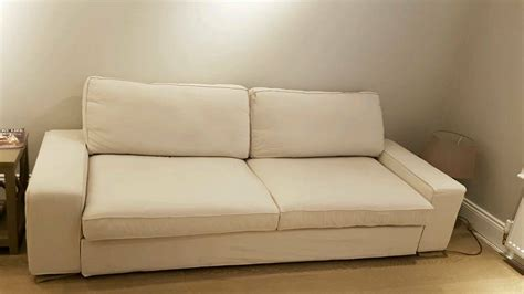 Couches For Sale Ikea by Ikea Kivik Sofa Bed For Sale In Wandsworth Gumtree