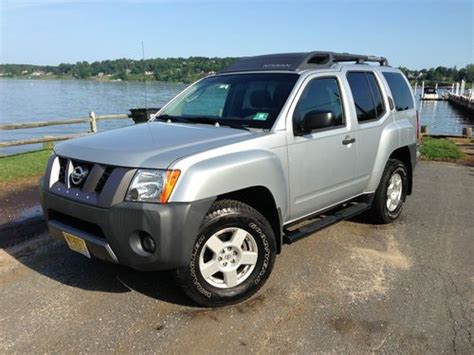 where to buy car manuals 2008 nissan xterra electronic throttle control buy used 2007 nissan xterra 6 speed manual in new jersey united states for us 12 500 00