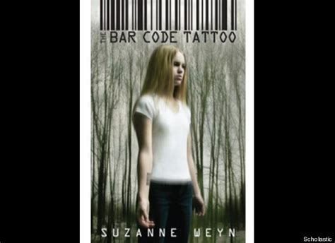 Barcode Tattoo By Suzanne Weyn | young adult barcode tattoo by suzanne weyn tattoomagz