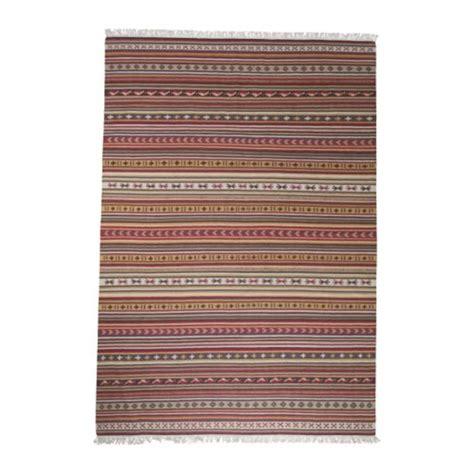 Karpet Ikea kattrup karpet anyaman datar 140x200 cm buatan tangan