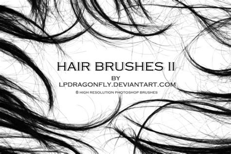 download hair brushes for photoshop cs5 photoshop hair brushes collection blog o it