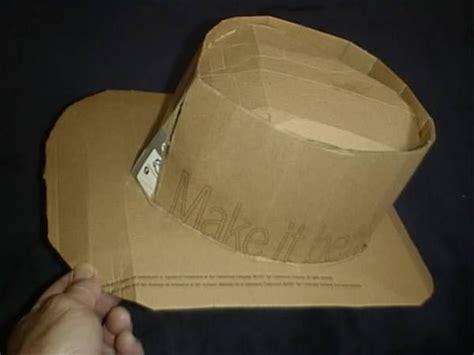 moldes para hacer sombreros de vaqueros imagui c 243 mo hacer tu propio sombrero de vaquero de cart 243 n