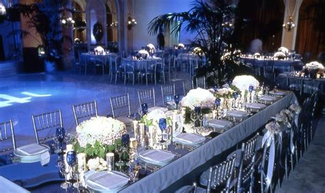 black blue and silver table settings navy blue and silver wedding decoration ideas sang maestro