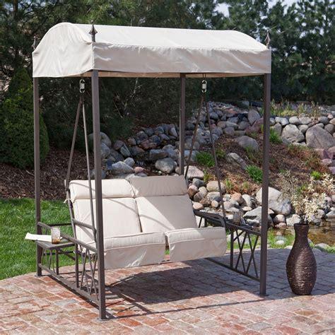 gazebo swing hayneedle shop home furnishings decor outdoor