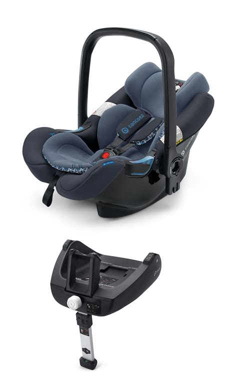 infant car seats no base needed concord infant car seat air safe incl airfix isofix base