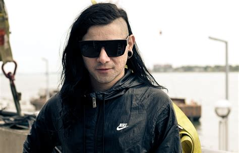 skrillex spends the day at nasa your edm