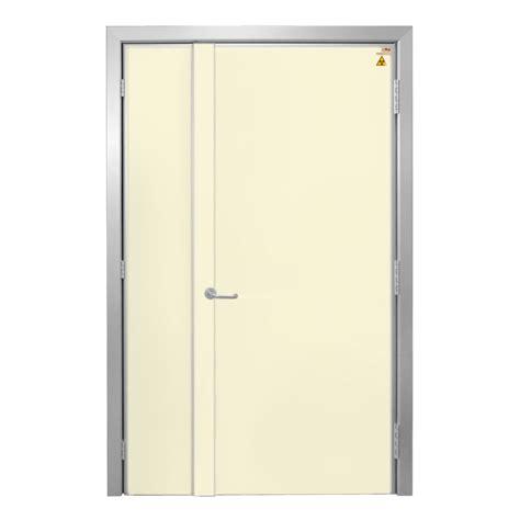 porte a due ante battenti porte piombate per radiologia porta piombata zuin
