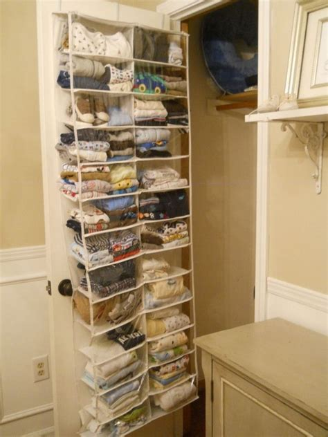 Storage Closet With Doors 40 Clever Closet Storage And Organization Ideas Hative