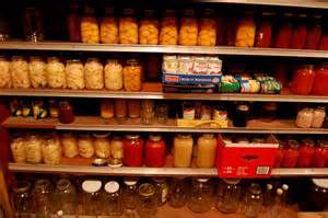 Prepper Pantry by My Blogging Secret A Well Stocked Pantry Write Right