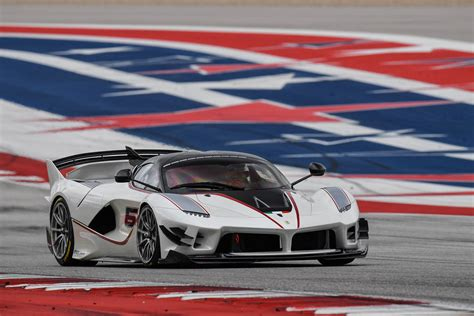 Laferrari Fxx Evo by Fxx K Evo Hits Track For The Time In