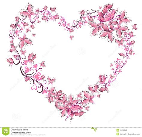 A Frame Plans Free by Valentines Heart Royalty Free Stock Photo Image 25785045