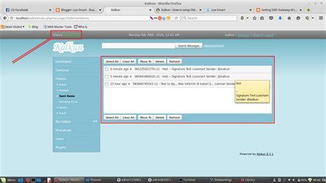 tutorial gammu linux sms gateway how to setup gammu jones guide