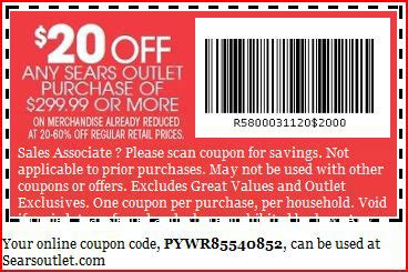 printable sears outlet coupons sears outlet coupons promo codes april 2018