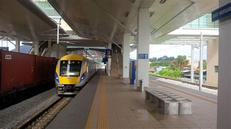 Ktm Ipoh To Penang Ktm Launches Butterworth Padang Besar Service
