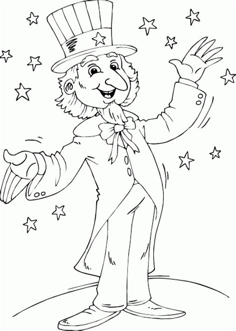 uncle sam i want you coloring page uncle sam coloring page coloring com