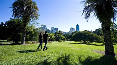 City Botanic Gardens Brisbane City Botanic Gardens Visit Brisbane