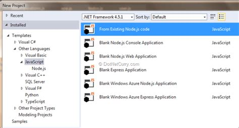 Building Node Js Applications In Visual Studio Mean Stack Freeapinow Com Node Js Website Template Free