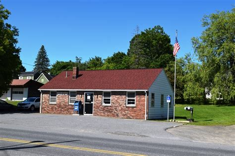 Monticello Post Office by Monticello Maine An Encyclopedia