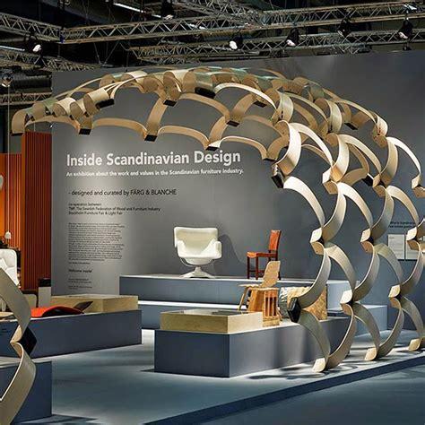 Scandinavian Furniture Fair inside scandinavian design at the stockholm furniture fair