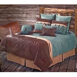western style comforter sets san juan turquoise western bedding comforter set size