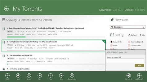 best bittorrent client for windows 4 best torrent apps for your windows 8 windows 10 device