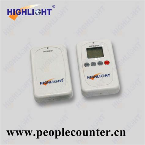 highlight hpc001 wireless non directional infrared visitor