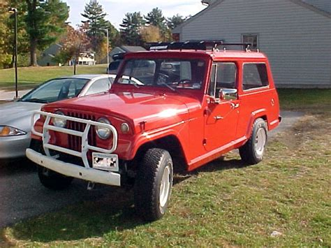 1972 Jeep Commander Nos On Commando Yet Jeep Commander Forums Jeep