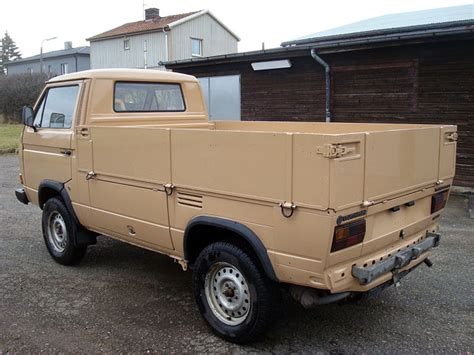 Single For Sale by Vw 16 Quot Syncro Single Cab Sika Pritschenwagen For Sale
